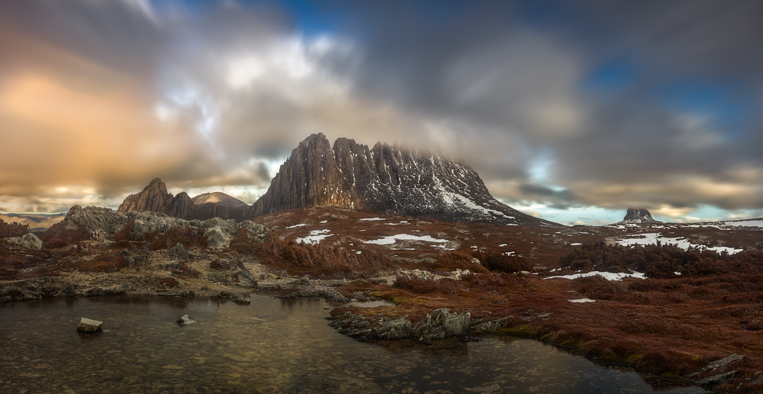Landscape Photography Workshop Tours - Cradle Mountain, Tasmania