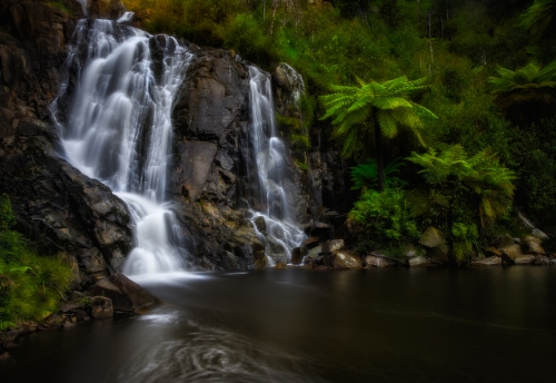 Landscape Photography Workshop Tours - Stevensons Falls, Marysville, Victoria, Australia