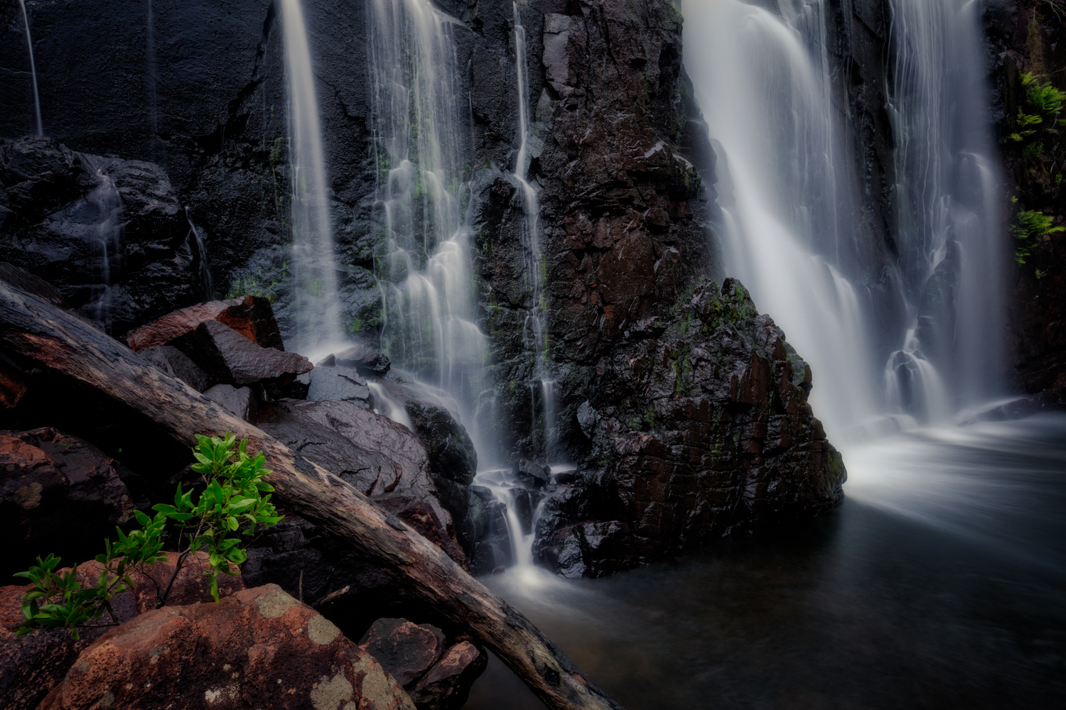 Landscape Photography Workshop Tours - The Grampians, Mackenzie Falls, Victoria