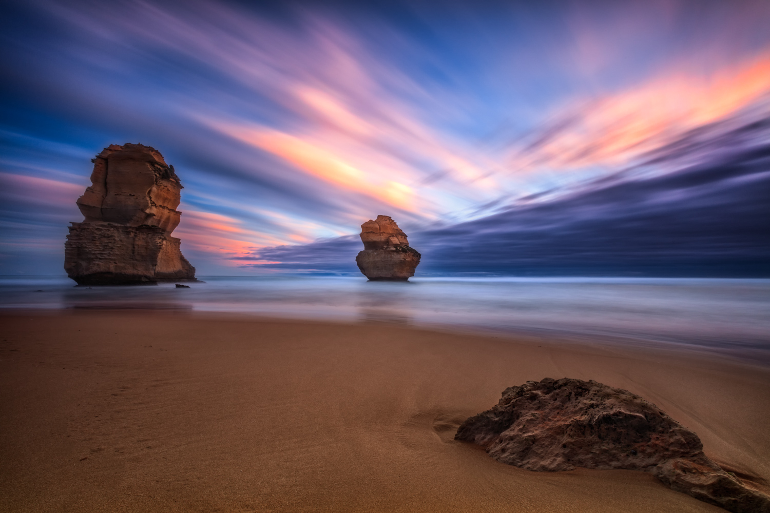 Great Ocean Road Photography Tour - Gibson Stepse, Long Exposure Photography