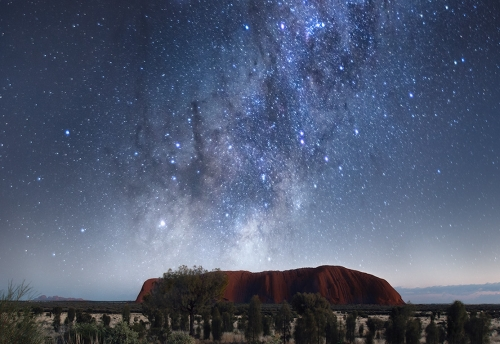 Milky-way Photography | Uluru, Australia