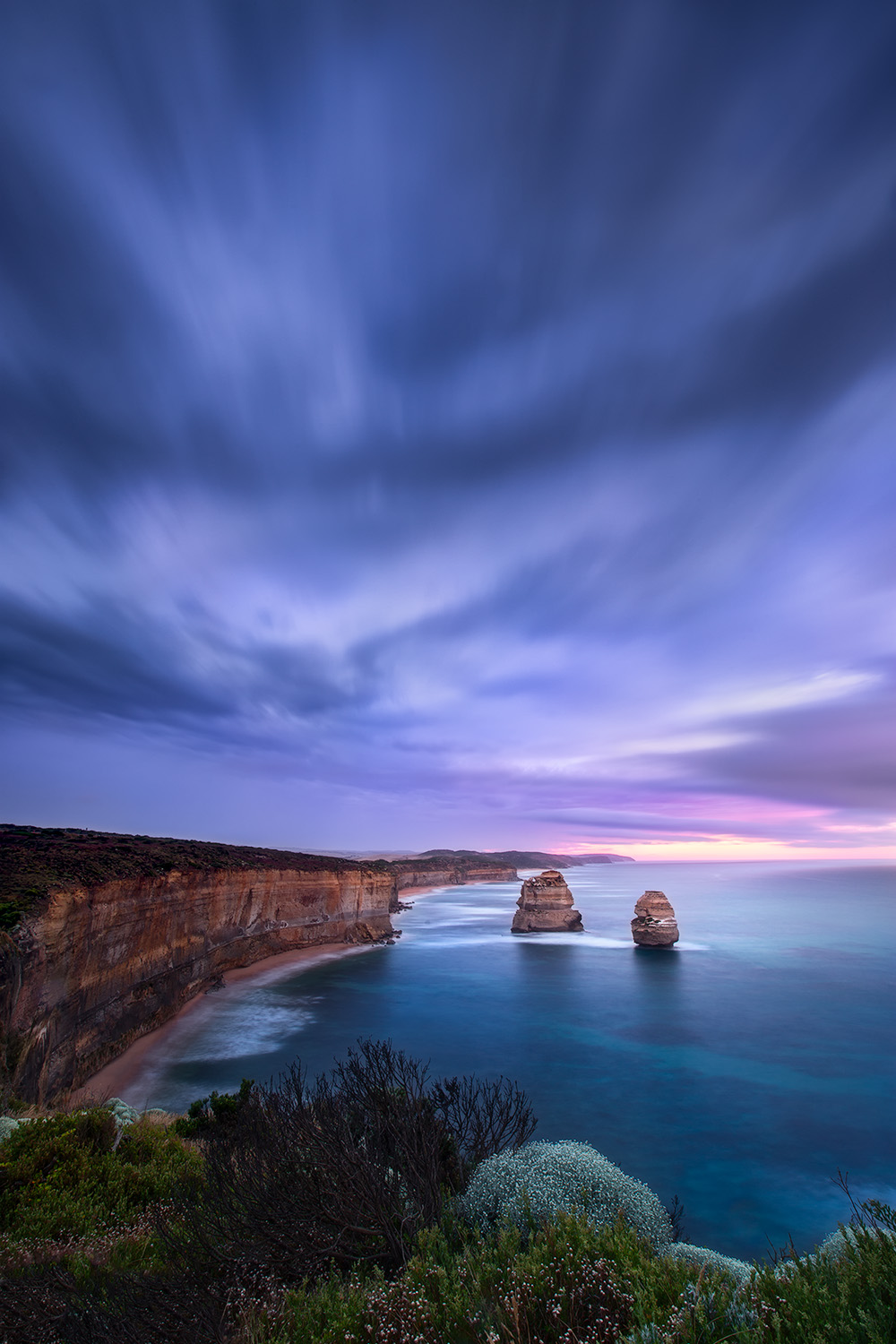 Great Ocean Road Photography Tour - Gibson Steps, VIC, Australia by VivaKarolina