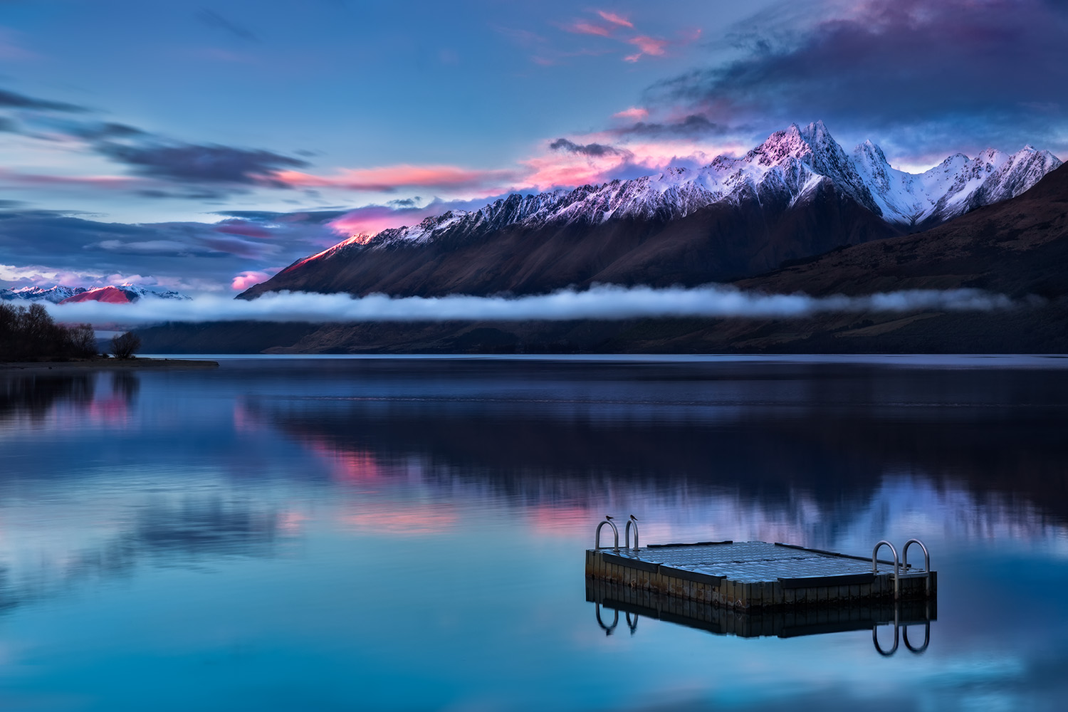 Landscape Photography Workshop Tour - Glenorchy, New Zealand by VivaKarolina