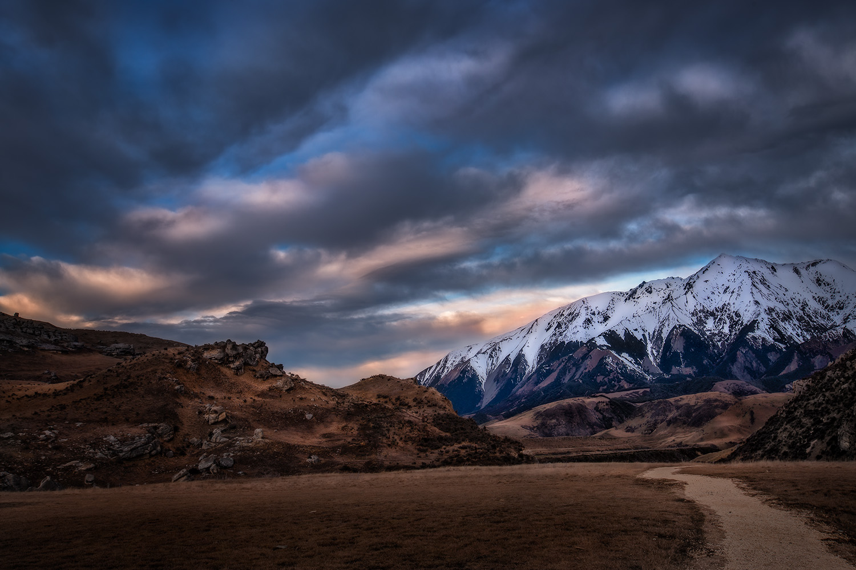 Landscape Photography Workshop Tour - Athurs Pass, New Zealand
