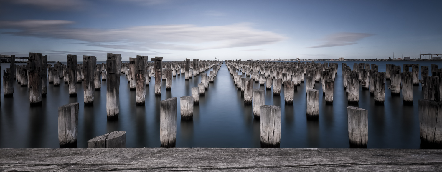 Princes Pier - Melbourne Long Exposure Beginner Photography Workshops Courses | We Are Raw Photography