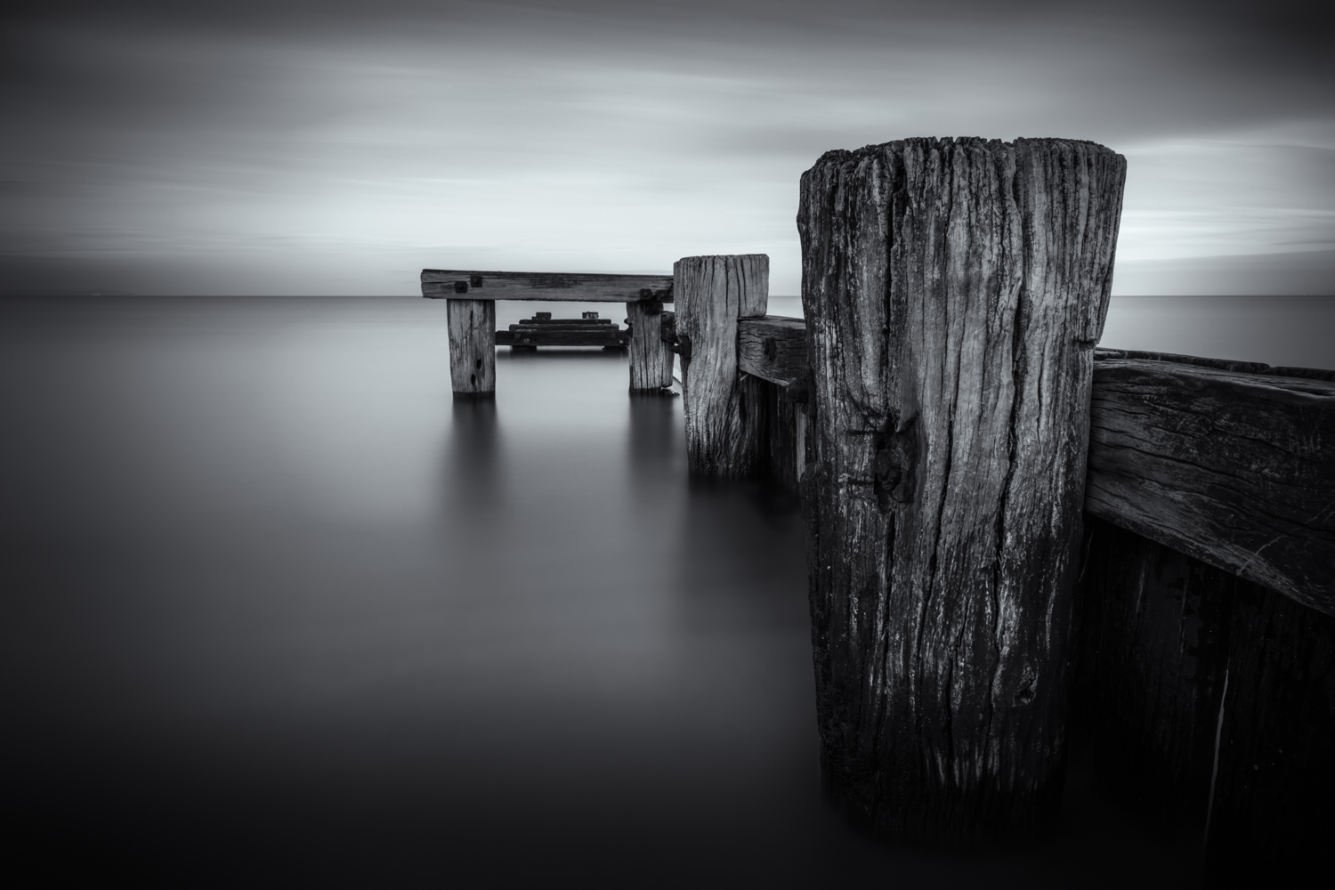 Long Exposure Photography Workshop - Mentone Pier, Melbourne Photography