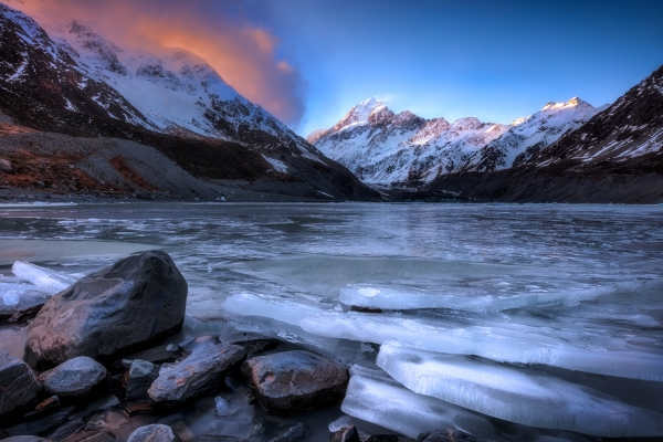 Landscape Photography Workshop Tours - New Zealand