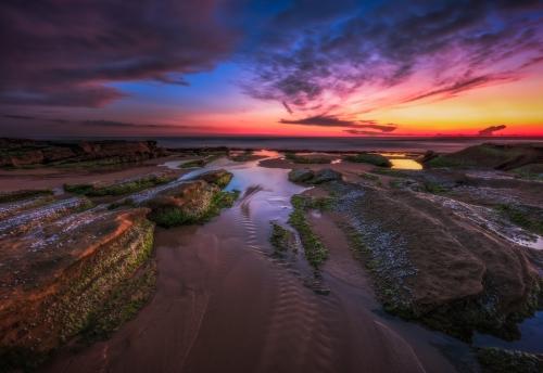 Landscape Photography Workshop - St Andrews Beach, Mornington Peninsula, Victoria, Australia