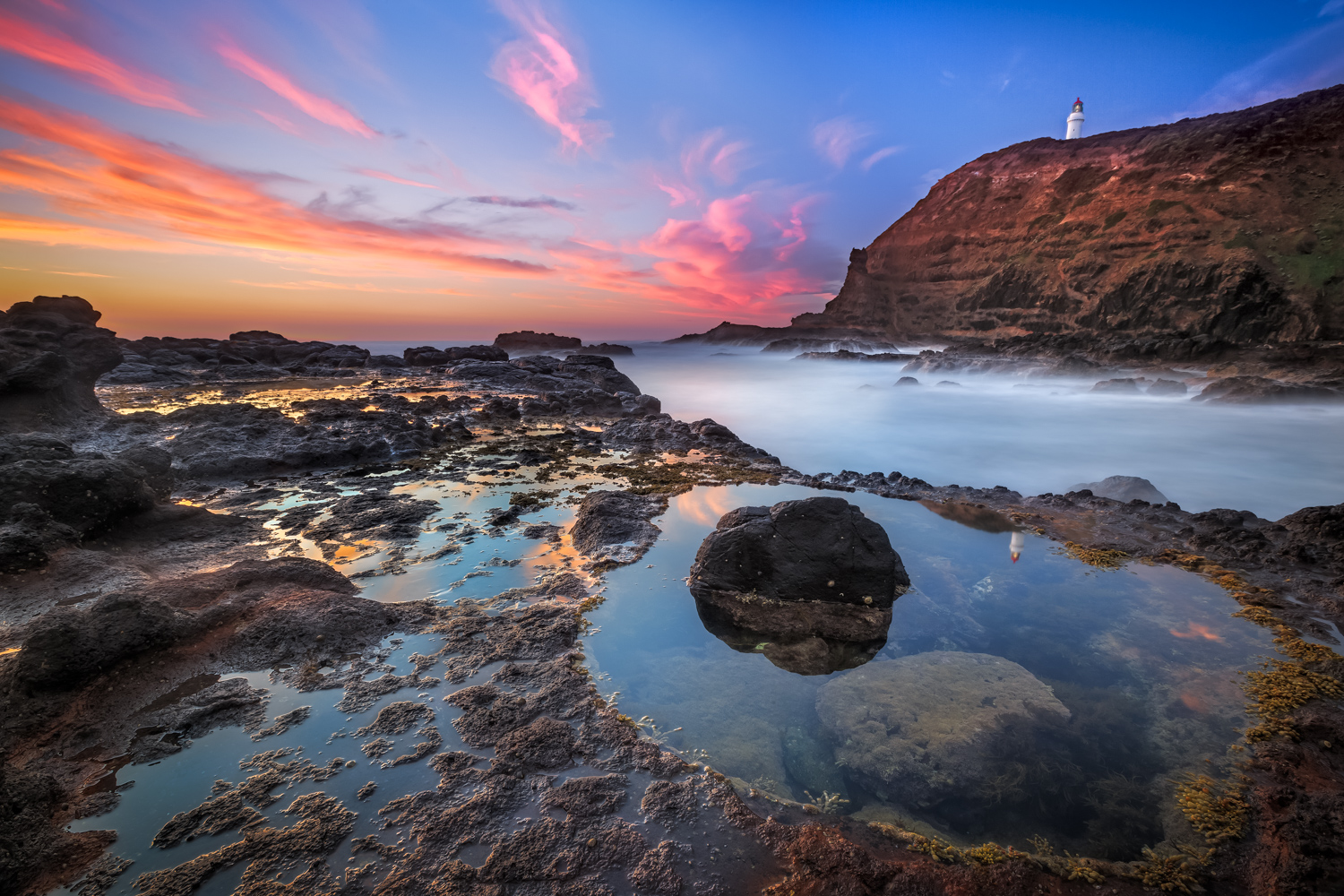 Landscape Photography Workshop -Cape Schanck, Mornington Peninsula, Victoria, Australia