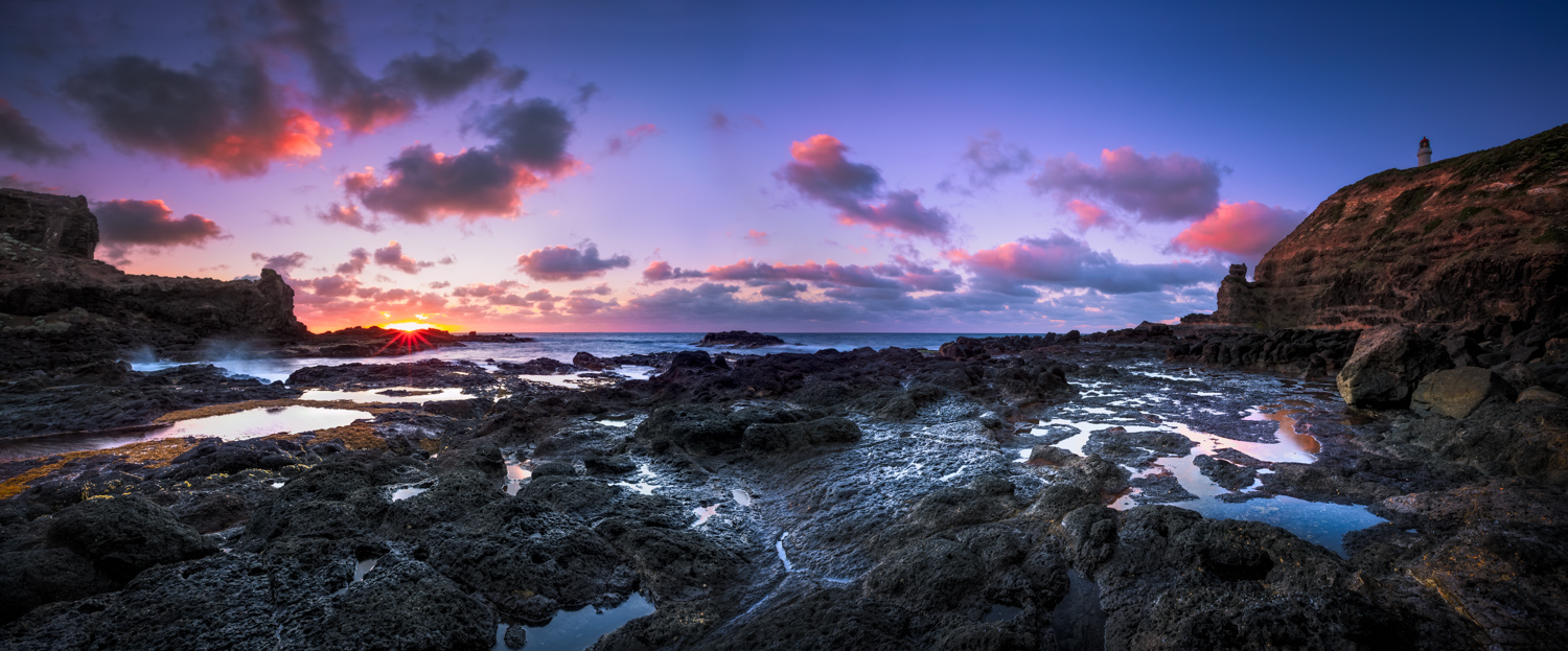 Landscape Photography Workshop, Mornington Peninsula - Cape Schanck