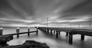 Long Exposure Photography Workshop - Mordialloc, Melbourne | Black and White Photography | We Are Raw Photography