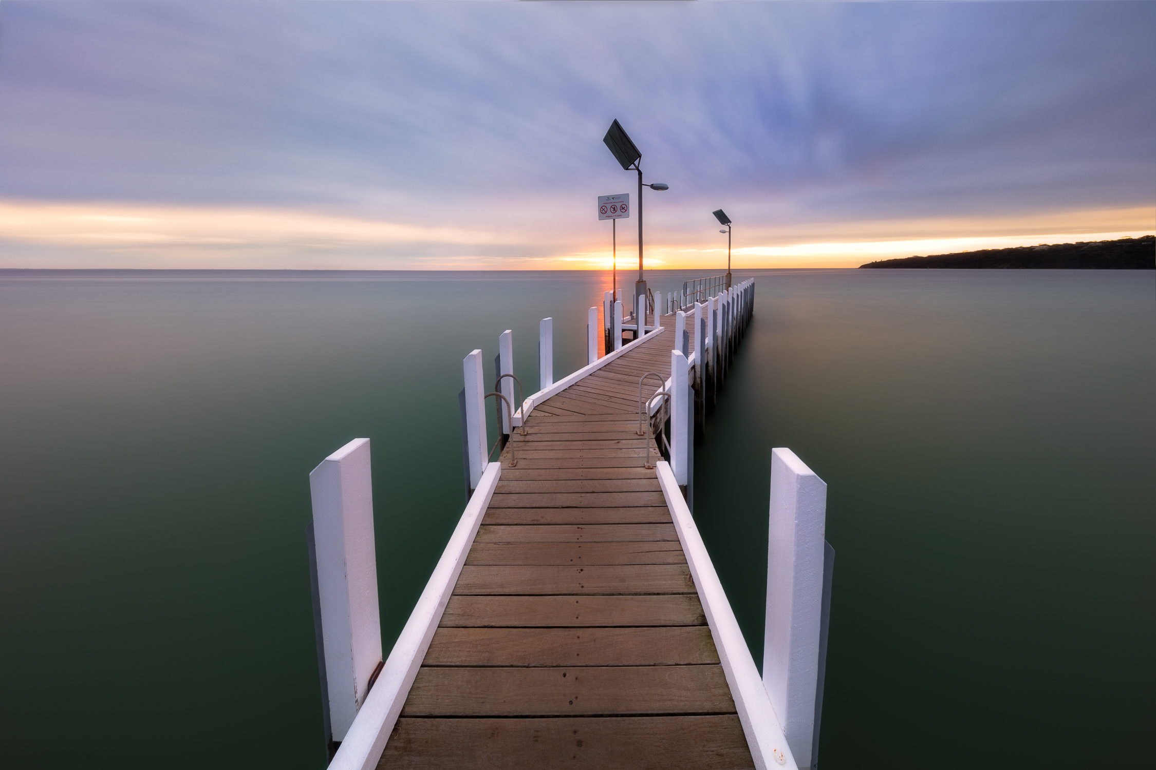 Mornington Peninsula - Safety Beach Long Exposure Photography | We Are Raw Photography Photo by Viva Karolina