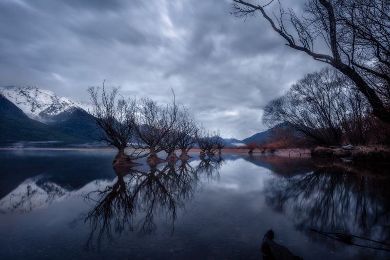 New Zealand Guided Landscape Photography Tour Glenorchy | We Are Raw Photography