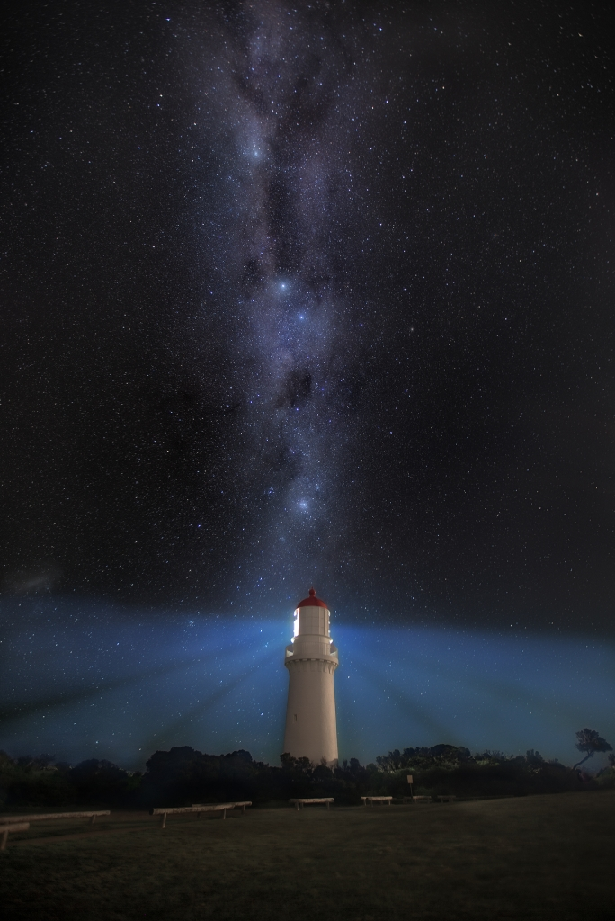 Astrophotography Workshop Melbourne | Cape Schanck Milky-Way | We Are Raw Photography