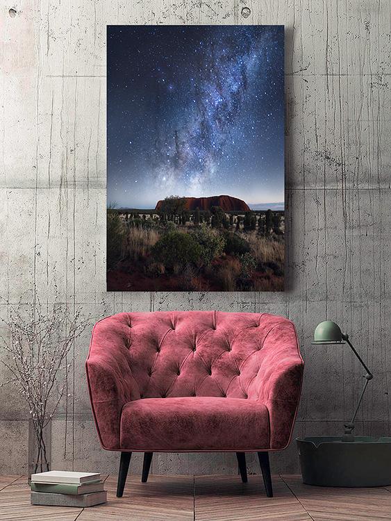 Outback Photography Artwork by Karolin Schild | Milky-Way Photography
