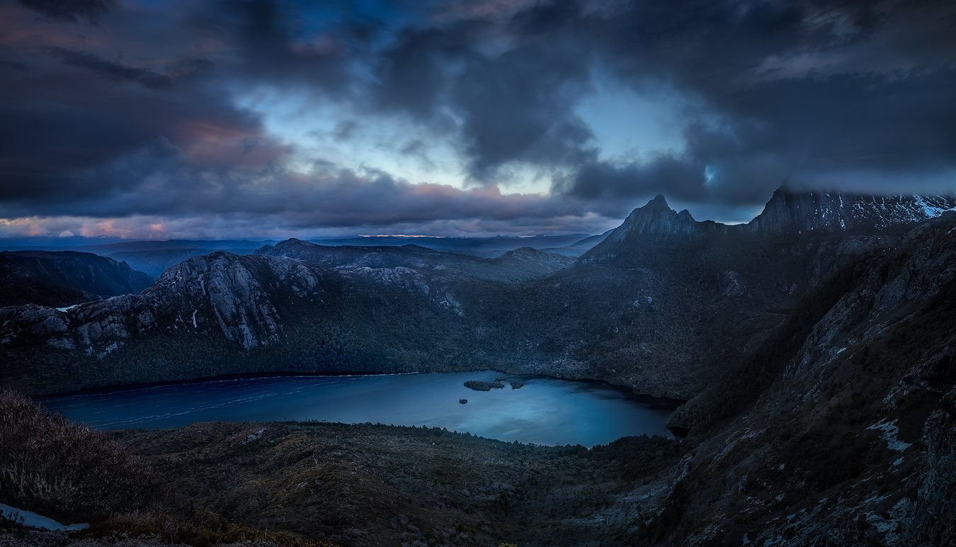 Landscape Photography Workshop Tours - Cradle Mountain, Marion Lookout, Tasmania