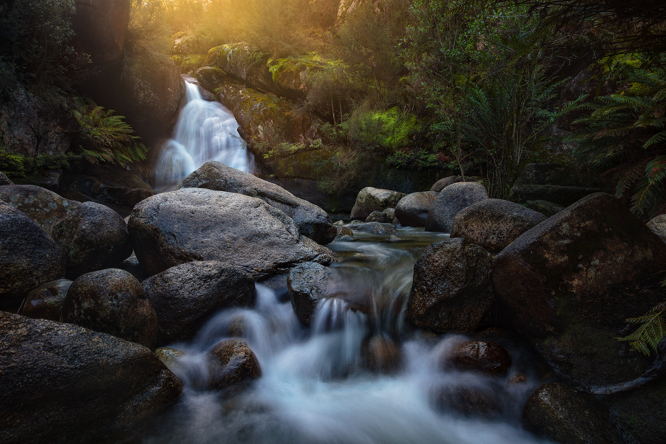 Ladies Bath Falls, Mount Buffalo | Australian Landscape Fine Art | We Are Raw Photography Tours
