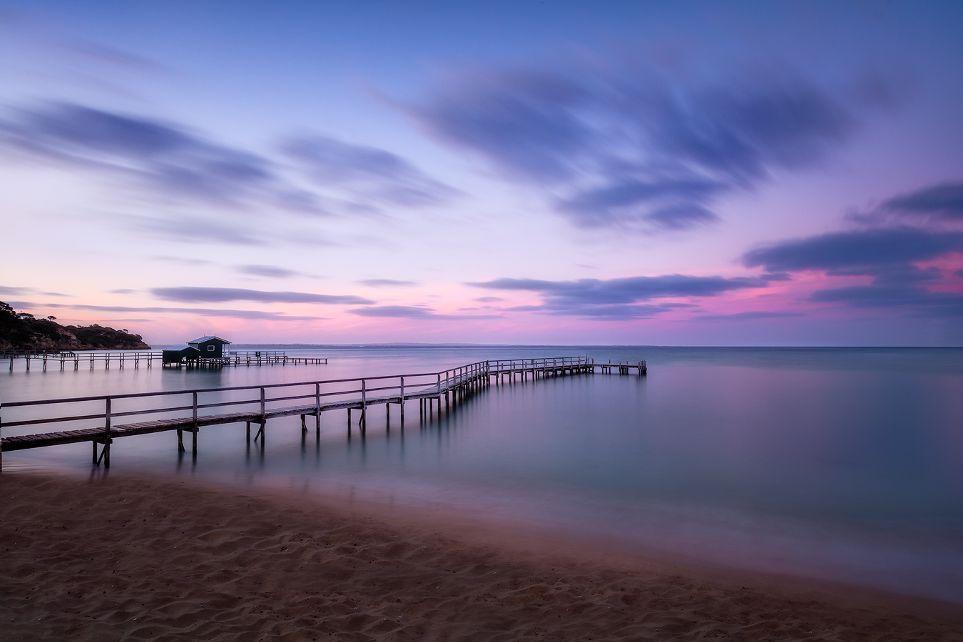 1 Day Mornington Peninsula Landscape Photography Tour | We Are Raw Photography | Landscape Long Exposure Photography Sunset