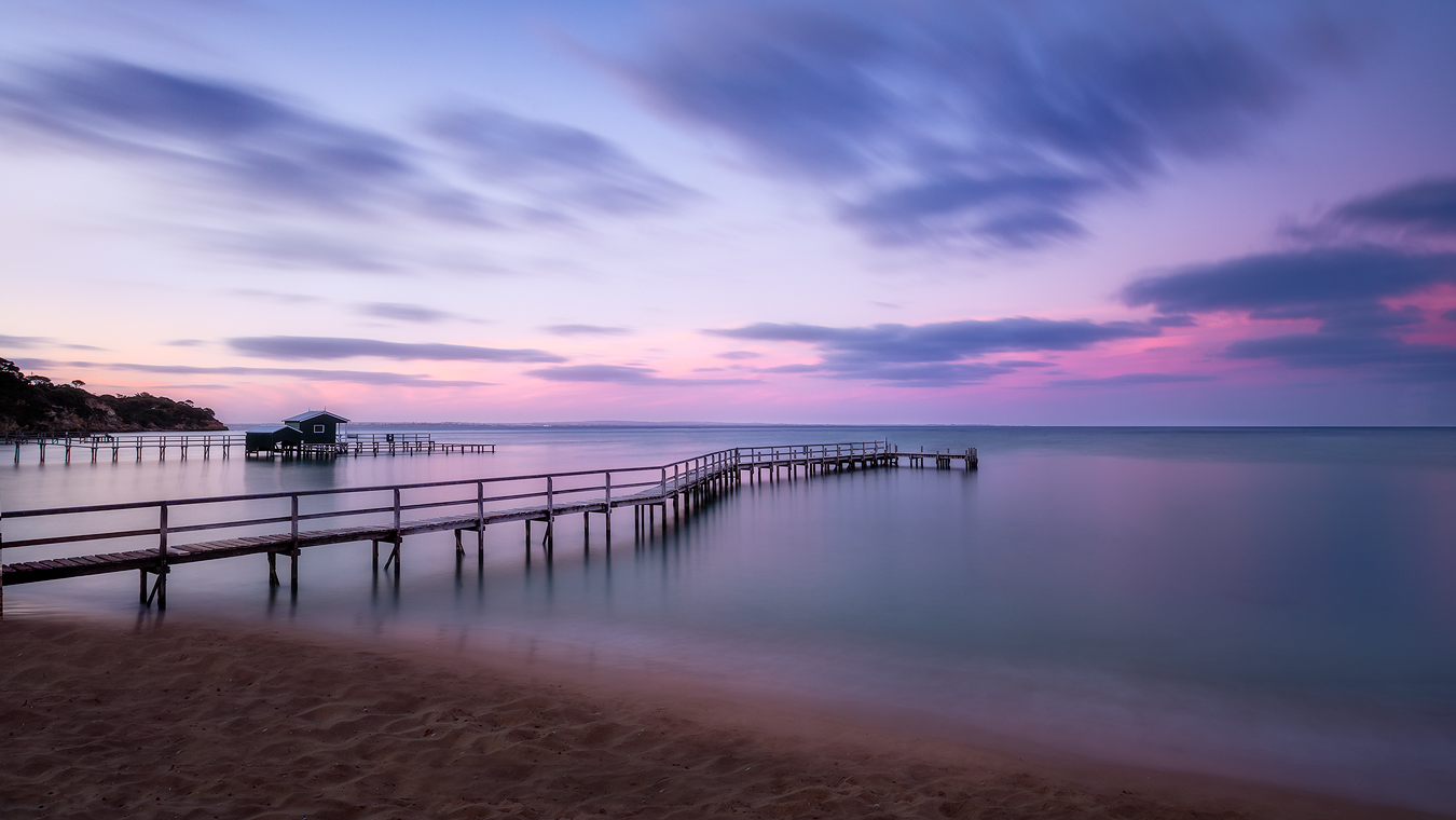 1 Day Mornington Peninsula | Holiday with We Are Raw Photography Tours | Australian Landscape Long Exposure Photography