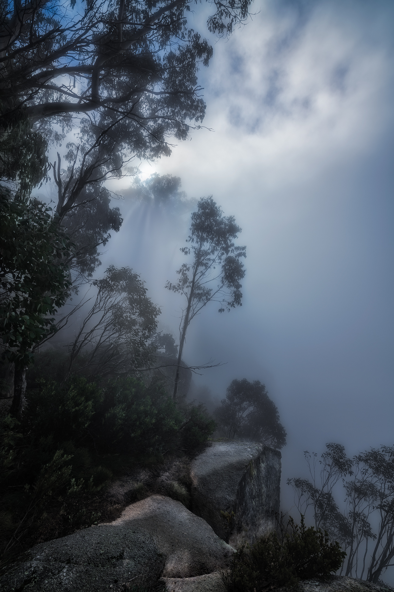 Australian Landscape Photography Fine Art | George Triantafillou | Mount Buffalo The Gorge High Country Victoria | We Are Raw Photography Tours