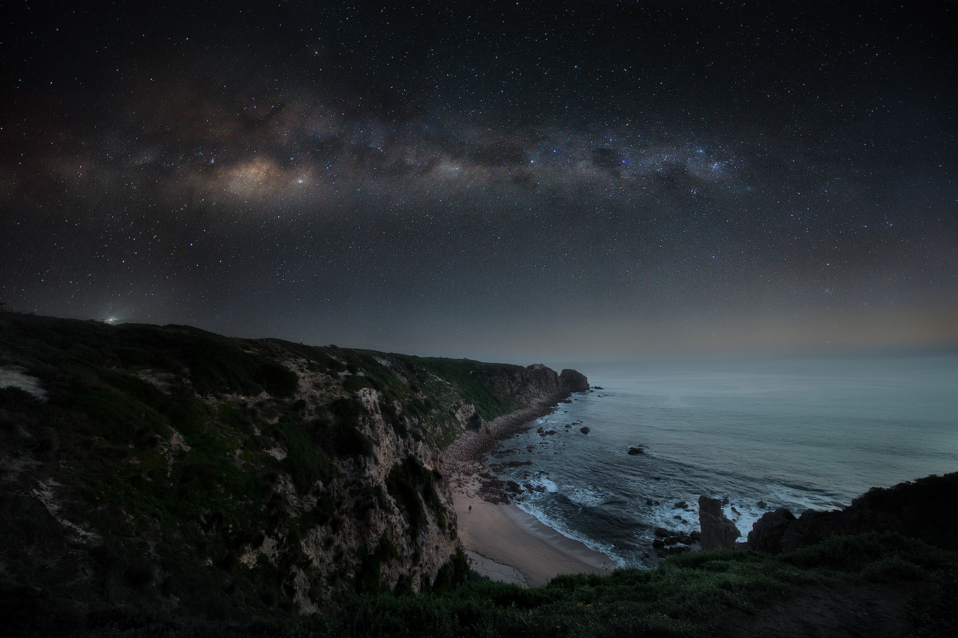 Milky-Way Photography at Phillip island | We Are Raw Photography