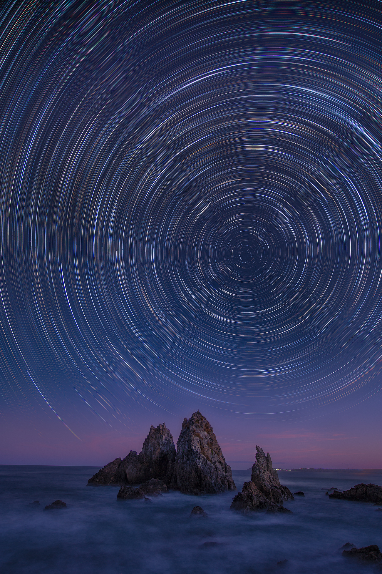 Star trail over Camel Rock in Bermagui, Australia | We Are Raw Photography Night sky, Astrophotography workshops