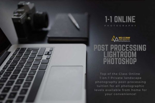 Private Photography Lessons | Online Photography Post Processing | We Are Raw Photography