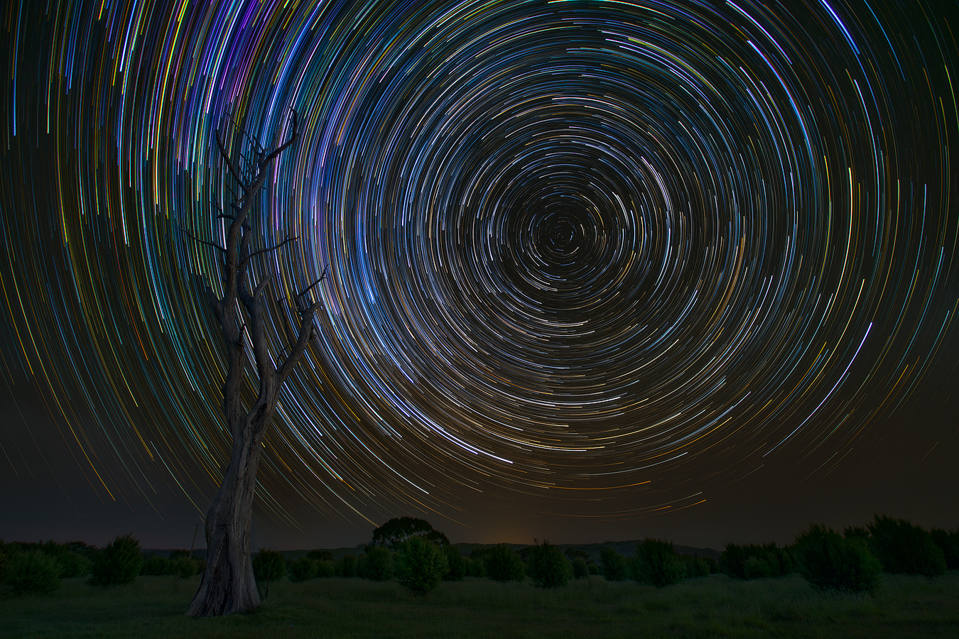 Astrophotography Workshop | Star trail Melbourne Australia | Night Sky | We Are Raw Photography