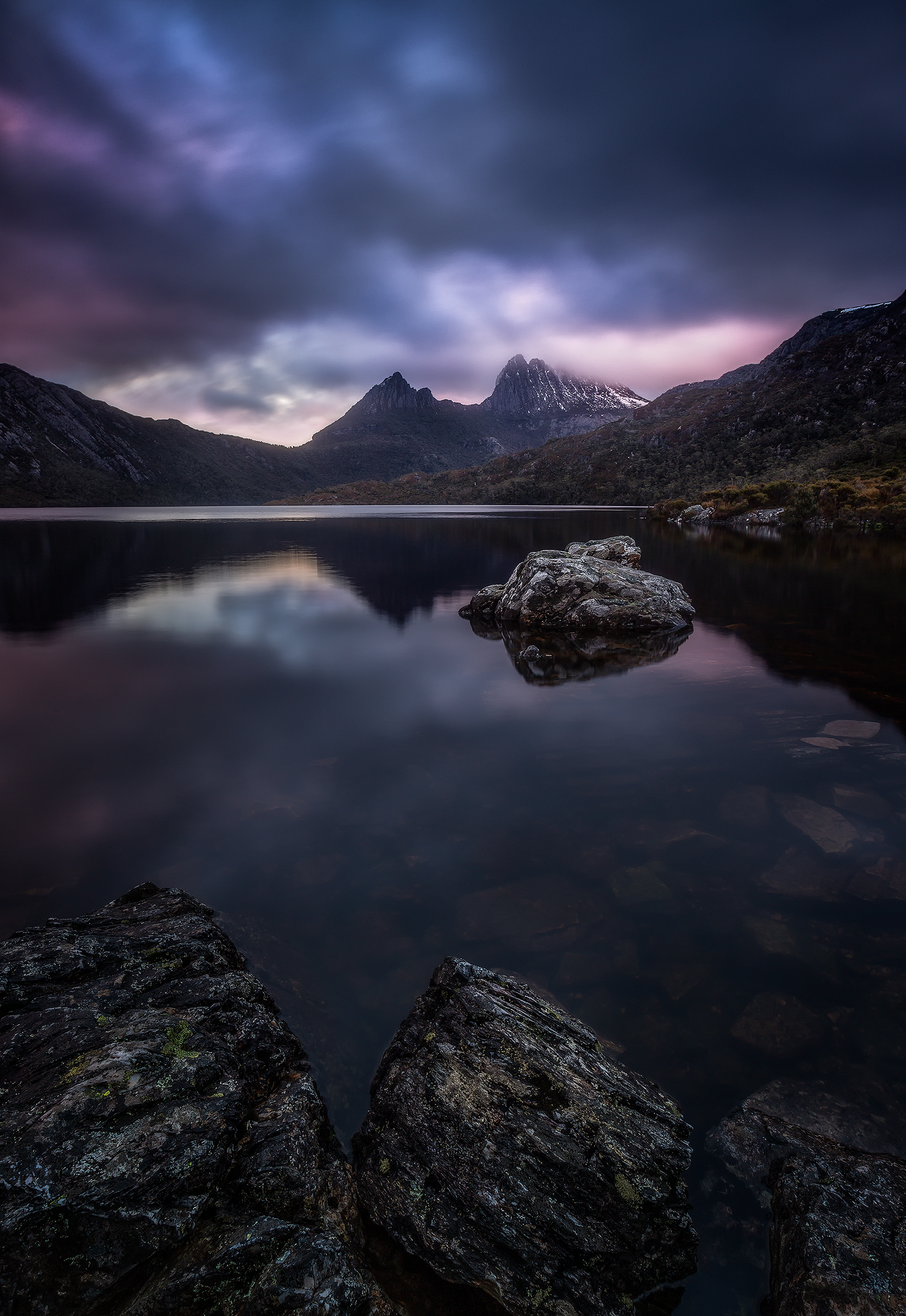 Tasmania Landscape Photography Tour - Cradle Mountain Untouched and Pure | Holiday with We Are Raw Photography Tours