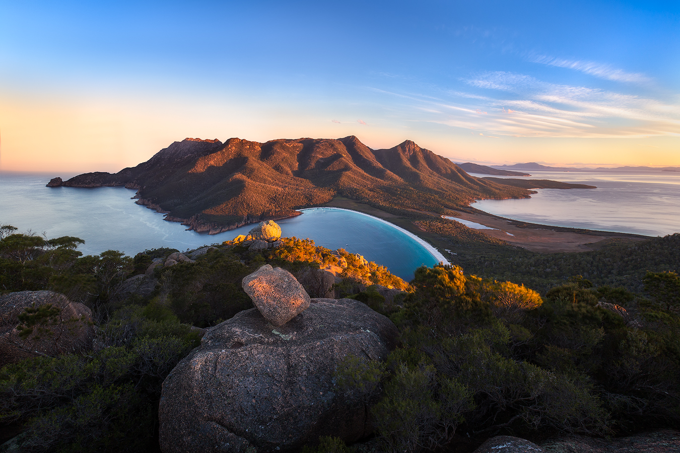 Tasmania Landscape Photography Tour - Freycinet National Park | We Are Raw Photography