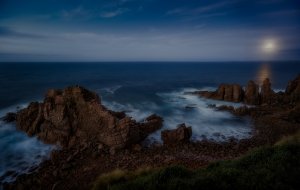 Night Landscape Long Exposure Photography | The Pinnacles Phillip Island | We Are Raw Photography Tour | Stargazing Melbourne