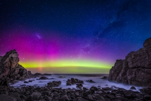 Aurora | Night Photography Workshop Melbourne| Phillip Island Photography | We Are Raw Photography