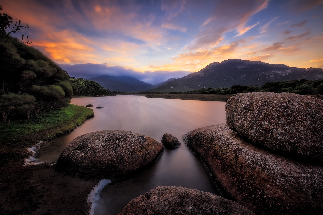 Tidal River - Wilsons Prom | Landscape Photography Masterclass | We Are Raw Photography Tours