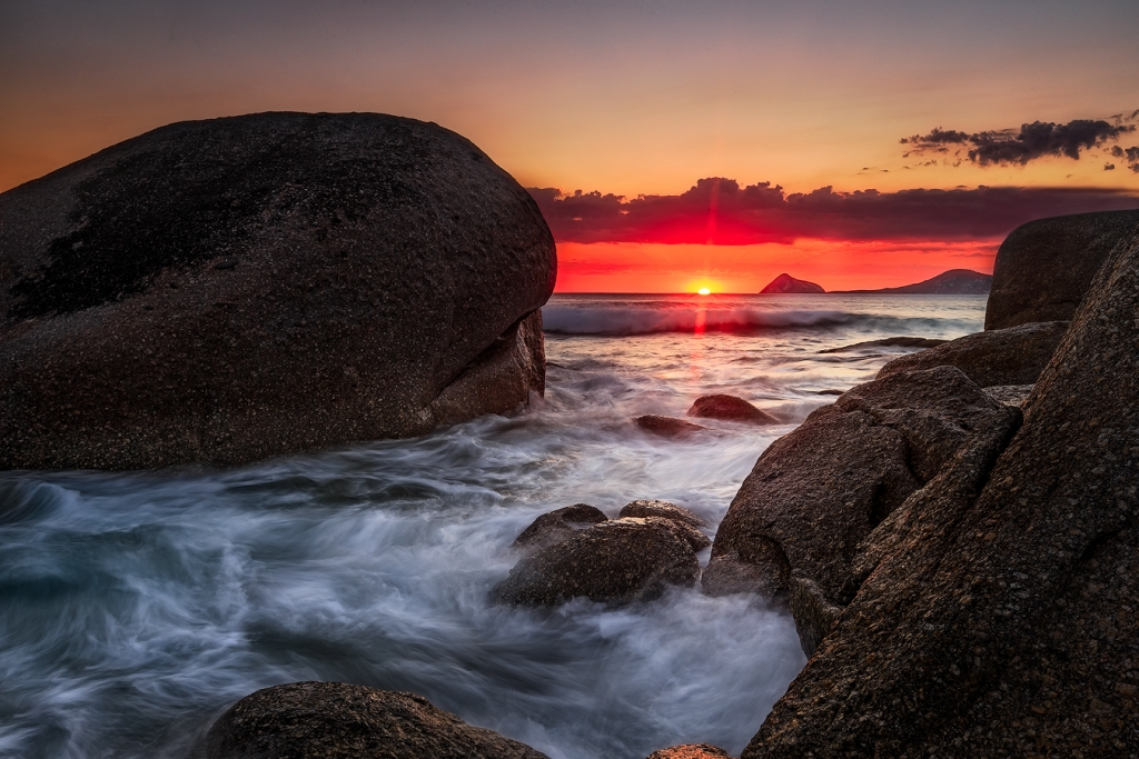Whisky Bay - Wilsons Prom | Landscape Photography Masterclass | We Are Raw Photography Tours