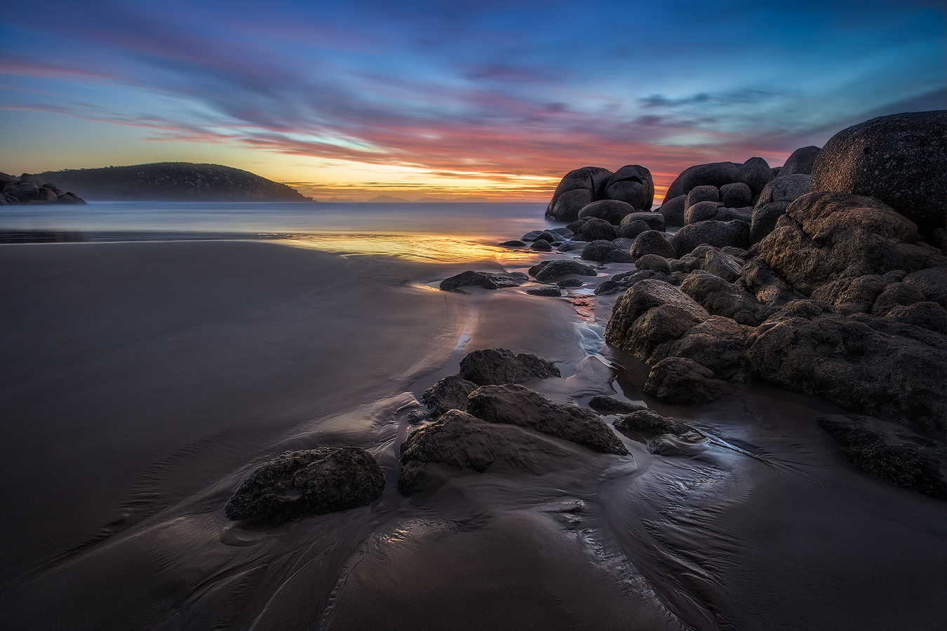 Whisky Bay - Wilsons Promontory | Landscape Photography Masterclass | We Are Raw Photography Tours
