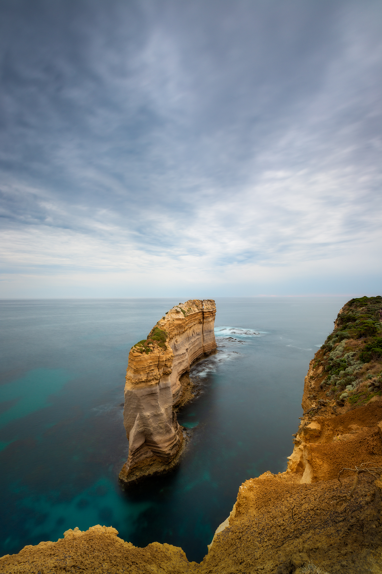 Razorback Sunset - Loch Ard Gorge, Great Ocean Road, Australia | Holiday with We Are Raw Photography Tours