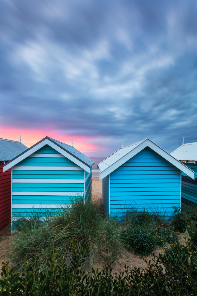 photography course at Brighton Beach Bathing Boxes