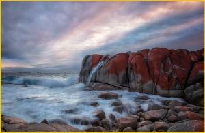 Tasmania Landscape Photography Calendar - Bay of Fire