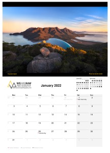 Wall Calendar 2022 | Visions of Victoria | 12 Months of Beauty by We Are Raw Photography