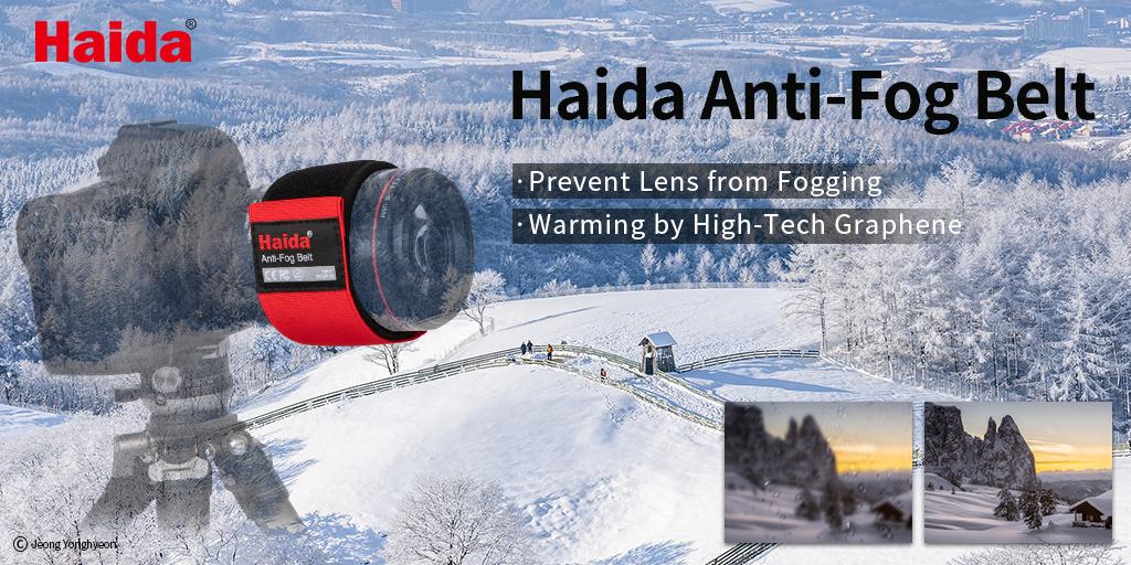 Haida Anti Fog Belt for Astrophotography